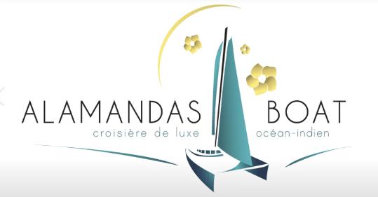 Logo Allamandas boat