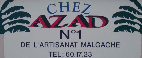 Logo Chez Azad