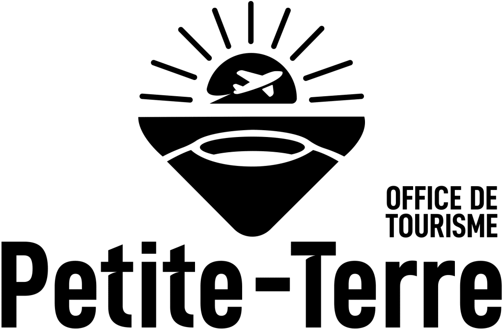 LOGO Office de Tourisme de Petite-Terre NOIR