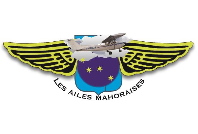 Logo Les ailes Mahoraises