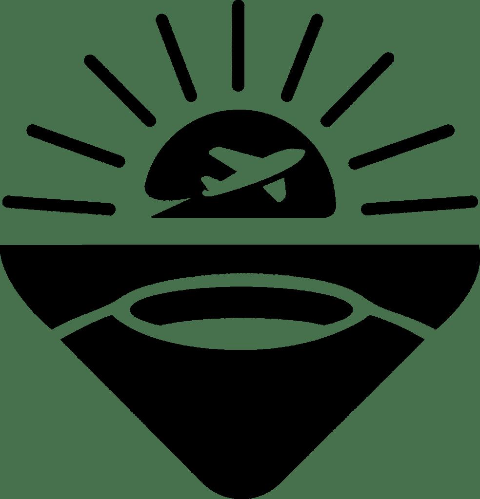 PICTO Office de Tourisme de Petite-Terre NOIR