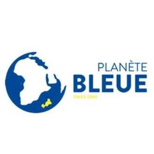Logo Planète Bleue – Catamaran le Kaena